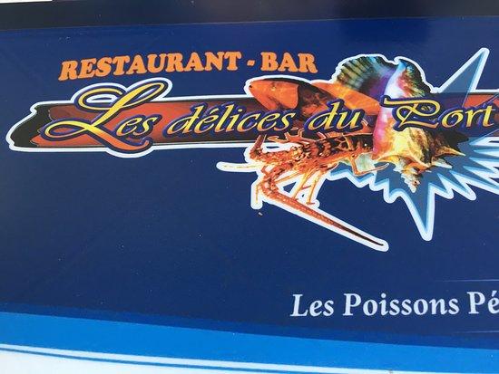 Restaurant Les Delices Du Port