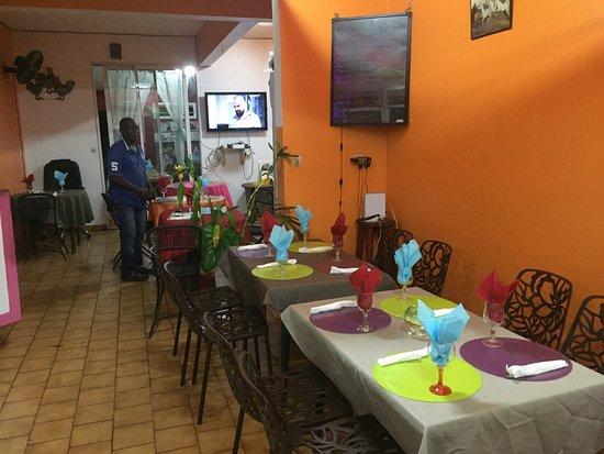 Restaurant Chez Sosso