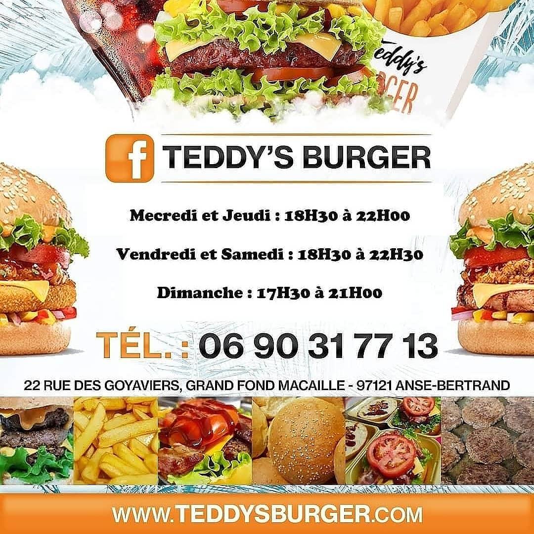 Teddy 'Burger