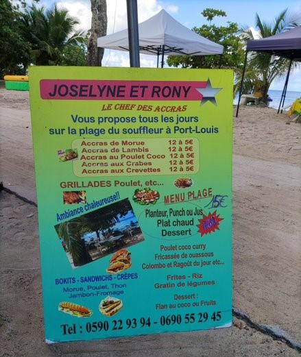 Snack Rony  et Joselyne