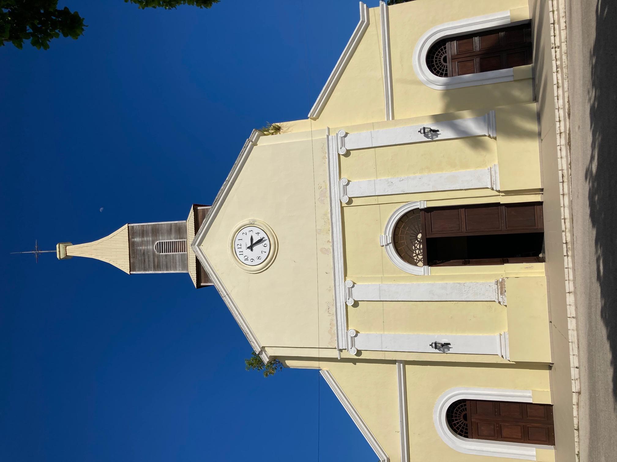 Eglise Notre Dame de la Visitation de Port Louis